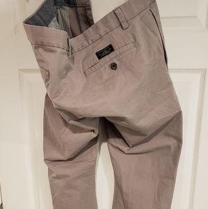 Men's Banana Republic Fulton Skinny Chino 35x34